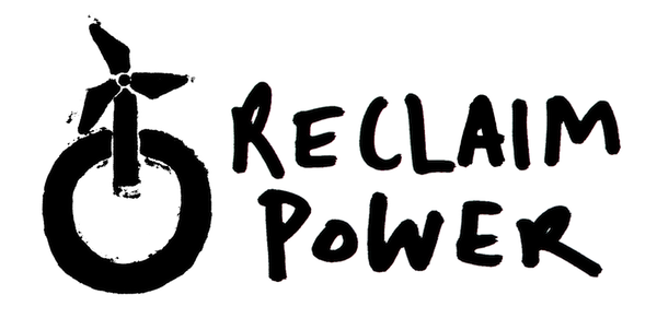 Reclaim Power Logo